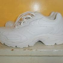 Saucony Radar Lt Ltt White Leather  Boys Athletic  Shoes    Sz 1.5m  Nwot Photo