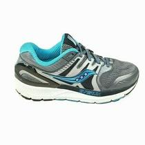 Saucony Redeemer Isofit 2 Running Sneakers Gray Blue Womens Us 8w Photo