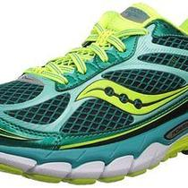 Saucony Ride 7 Green Women's Us 8 Eur 38.5 Running Shoes Photo