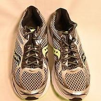 Saucony Ride 7 Men's Running Shoes Size Us 11.5 M (D) Eu 46 Silver S20241-2 Photo