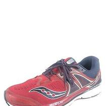 Saucony Triumph Iso 3 Mens Running Shoes Red & Blue Size 15 M  Photo