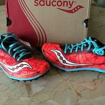 Saucony Women's Shay Xc4 Cross Country Running Spikes Size 6.5 Photo