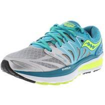 Saucony Womens Hurricane Iso 2 Blue Running Shoes 6.5 Medium (Bm) Bhfo 6971 Photo