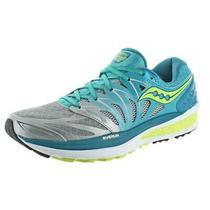 Saucony Womens Hurricane Iso 2 Blue Running Shoes 6.5 Medium (Bm) Bhfo 5124 Photo