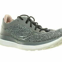 Saucony Womens Liteform Escape Grey/blush Running Shoes Size 5.5 (461559) Photo