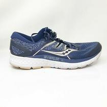 Saucony Womens Omni Iso S10442-2 Blue Blush Running Shoes Lace Up Low Top Size 9 Photo