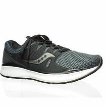 Saucony Womens Versafoam Inferno Black/charcoal Running Shoes Size 10 (1298935) Photo