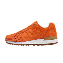 Saucony X Play Cloths Strange Fruit Shadow 5000 in Orange Sz 12 Bnib Photo