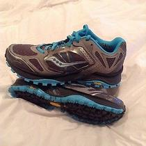 Saucony Xodus Sz. 9 Womens Trail Shoes Photo