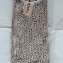 Scarf Blush Tan Beige Light Brown Winter Soft Knit - Flash Sale Photo