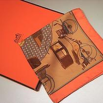 Scarf by Hermes Paris ( Gavroche De Hermes) Photo
