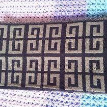 Scarf Givenchy Italy Wool Virgin 75 %  25 Acrylic Photo