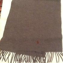 Scarf - Polo Ralph Lauren 100% Lambs Wool Photo
