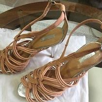 Schultz Dress  Sandals Beige Photo