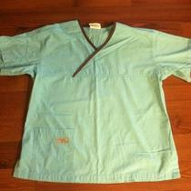 Scrub Top Size Large Photo