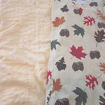 Scrub Tops....one Is by Tafford and the Other by Natural Uniforms Size Small Photo