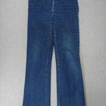 Sd09451 Not Your Daughter's Jeans Boot Cut Womens Jeans Sz6 Dark Blue Photo