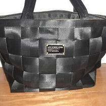 Seatbelt Tote Bag - Purse Handbag -  Marc Jacobs -Black- Euc - Mint -  Photo