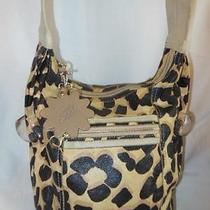 See by Chloe Animal Print Leather Ring Shoulder Crossbody Bag Photo
