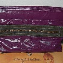 See by Chloe Authentic Purple Clutch Photo