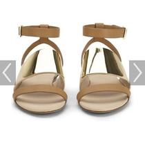 See by Chloe Gold Plate Sandal- 38 Photo
