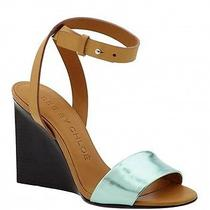 See by Chloe Hera Wedge Sandals Sz Eur 39.5 Us 9.5 Photo