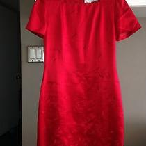 See by Chloe   Size 8 Beautiful Red Silk  Dress  Excellent Price  Photo