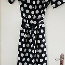 Selected Femme Anthropologie Polka Dot Jumpsuit Photo