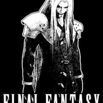 Sephiroth T-Shirt  Final Fantasy Video Game Shirt Photo