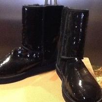 Sequin Black Ugg Boots Photo