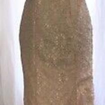 Sequin Hearts Dress Blush Pink Size 5 Lace Nwt Photo