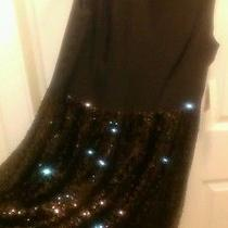 Sequin Rockabilly Gothic Dress Photo