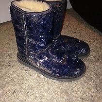 Sequin Ugg Australia Boots  Photo