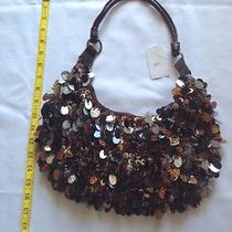 Sequine Hobo Style Purse Photo