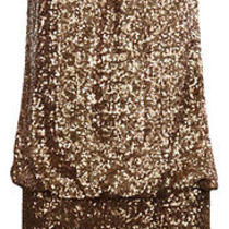 Sequined Necklace Blouson Dress (2 Rose Gold) Photo