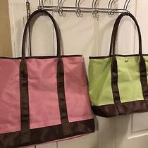 Set of 2 Avon Tote Bags Photo
