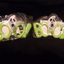 Set of 2 Retro Avon Spooky Specs Light-Up Glasses New in Packaging No Box Photo