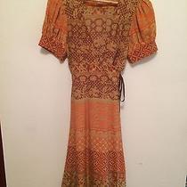 Set of Women's Vintage Dresses (A-Line Size 4 6 8) Photo