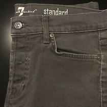Seven for All Mankind Mens Jeans - Size 33 - Button Fly - Five Pocket Photo
