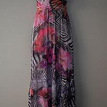Seven Sisters Long Summer Dress Size 12/14 Excellent Condition  Photo