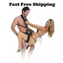 Sex Swing Toy Love Adult Bedroom Fun Game Fetish Bondage Body Fantasy Sling Home Photo