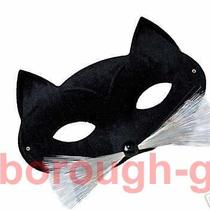 Sexy Black Cat Mask Catmask Fancy Dress Ball Carnival Photo