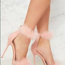 Sexy Blush Alluring Top Shop Heels Size 7 Takes Your Dress to the Next Level Photo