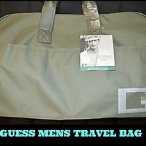 Sexy Man Travel Bag by Guess  New With Tags Photo