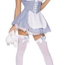 Sexy Mary Had a Lamb Costume Photo