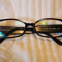 Sexy Nerd Square Glasses by Bulgari Photo