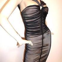 Sexy New Roberto Cavalli  Corset Dress Photo
