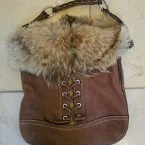 Sexy Snowbunny Coach Fur Corset Bag - Must Have Photo