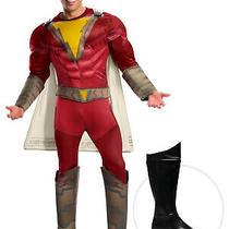 Shazam Adult Costume Kit Photo