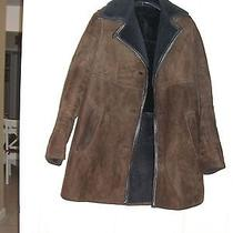 Shearling Lamb Coat Size S Photo